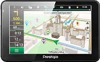 GPS навигатор Prestigio GeoVision 5068 / PGPS5068CIS04GBPG (темно-серый) -