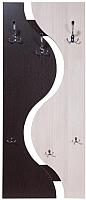 Вешалка для одежды Мебель-Класс Порто-2/МК 501.09.2 (венге/дуб шамони) -
