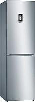 Холодильник с морозильником Bosch KGN39VL1MR -