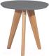 Журнальный столик Signal Milan S1 (серый лак) -