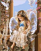 Картина по номерам Picasso Юный ангел (PC4050280) -