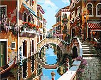 Картина по номерам Picasso Венецианский канал (PC4050294) -
