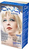 Гель-краска для волос Estel Only 10/0 (светлый блондин) -