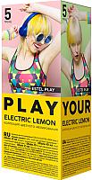 Гель-краска для волос Estel Play Тренд 5 (Electric Lemon) -