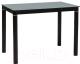 Обеденный стол Signal Galant 100x60 (черный) -