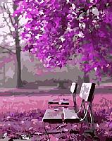 Картина по номерам Picasso Лиловый сад (PC4050184) -