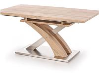 Обеденный стол Halmar Sandor 160-220x90 (дуб сонома) -