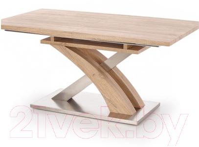 Купить Обеденный стол Halmar, Sandor 160-220x90 (дуб сонома), Китай