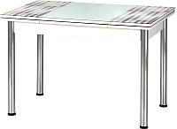 Обеденный стол Halmar Stanbul 2 110-170x70 (разноцветный) -