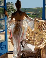 Картина по номерам Picasso Роскошное утро (PC4050190) -