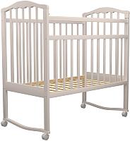 Детская кроватка Агат Золушка 1 / 52104 (белый) -