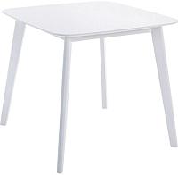 Обеденный стол Signal Sigma 80x80 (белый) -