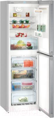 Холодильник с морозильником Liebherr CNel 4213