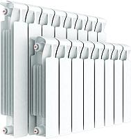 Радиатор биметаллический Rifar Monolit 500 (14 секций) -