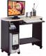 Письменный стол Олмеко Костер-3 (венге/дуб линдберг) -