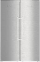 Холодильник с морозильником Liebherr SBSes 8663 -