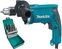 Профессиональная дрель Makita HP1630KX2 -