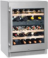 Встраиваемый винный шкаф Liebherr WTes 1672 -