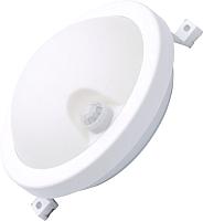 Светильник Truenergy 6W 4000К IP64 11102 (с датчиком) -