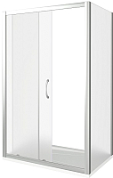 Душевой уголок Good Door Latte WTW-110-G-WE + SP-80-G-WE -