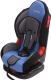 Автокресло Bambola Navigator / KRES0708 (серый/голубой) -