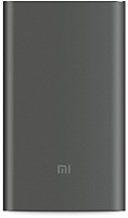 Портативное зарядное устройство Xiaomi Mi Power Bank Pro 10000mAh / PLM01ZM (серый) -