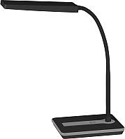Настольная лампа ЭРА NLED-446-9W-BK (черный) -