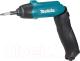 Профессиональная электроотвертка Makita DF001DW -