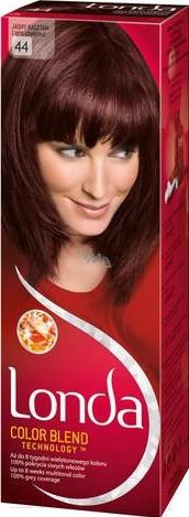 Купить Крем-краска для волос Londa, Color Cream 044 (светло-каштановый), Россия, шатен