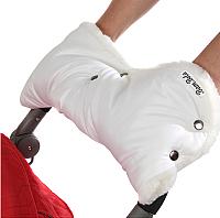 Муфта для коляски Bambola Лайт 153В (белый) -