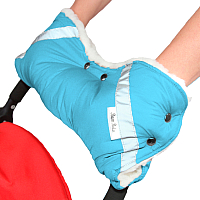 Муфта для коляски Bambola 053В (голубой) -
