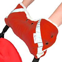 Муфта для коляски Bambola 053В (красный) -