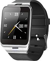Умные часы Wise GV18 Aplus (серебристый/черный) -