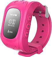 Умные часы детские Wise Q50 (розовый) -