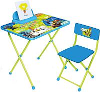 Комплект мебели с детским столом Ника Д2З Disney. Зверополис -