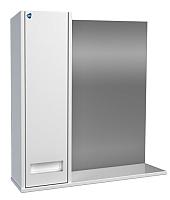 Шкаф с зеркалом для ванной АВН Турин 60 / 64.21-01 -