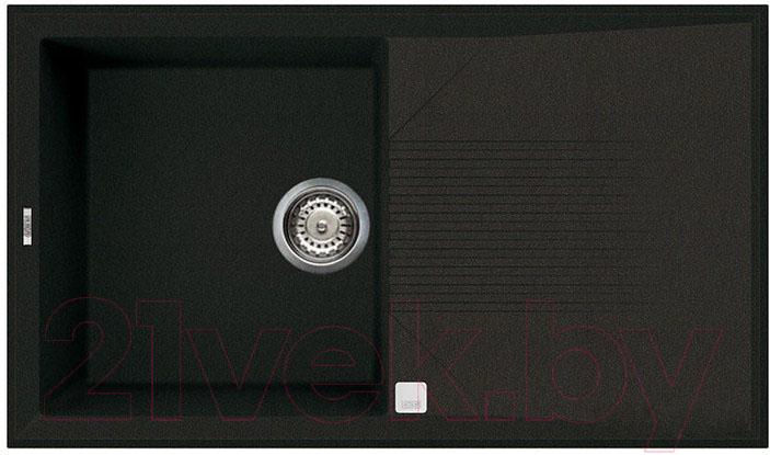 Купить Мойка кухонная Elleci, Tekno 400 (Ghisa 70), Италия, искусственный гранит