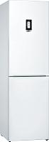 Холодильник с морозильником Bosch KGN39VW1MR -