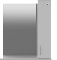 Шкаф с зеркалом для ванной АВН Эко+ 60 / 13.30 (3) -