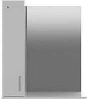 Шкаф с зеркалом для ванной АВН Эко+ 60 / 13.30-01 (3) -