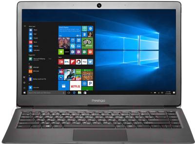 4dea6e6b0fbf Prestigio SmartBook 133S (PSB133S01ZFH DG CIS) (темно-серый) Ноутбук ...