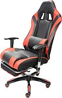 Кресло геймерское Calviano GTS NF-S103 (черный/красный) -