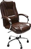 Кресло офисное Calviano Vito (коричневый) -