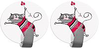 Крючок для ванны Tatkraft Funny Cats 20092 -