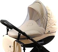 Москитная сетка для коляски Bambola Классика окантовка / 133B (серый) -