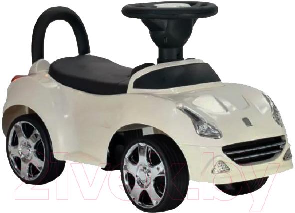 Купить Каталка детская Ningbo Prince, Ferr-Ari 603 (белый), Китай, пластик