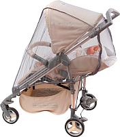 Москитная сетка для коляски Bambola Универсальная (серый) -
