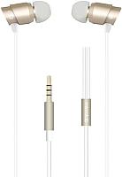 Наушники Microlab K764P (золотистый) -