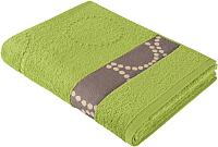 Полотенце Aquarelle Таллин-2 50x90 (травяной) -