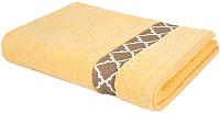 Полотенце Aquarelle Таллин-1 70x140 (светло-желтый) -